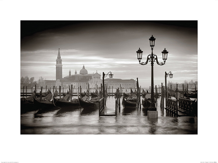 Rod Edwards (Venetian Ghosts) Art Print
