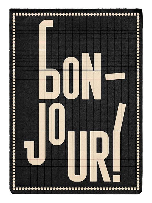 Edu Barba (Bonjour) Art Prints