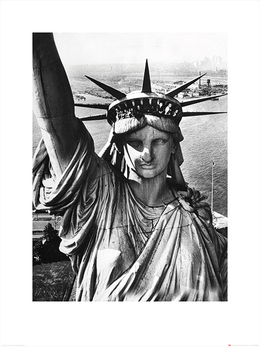 Time Life (Statue of Liberty) Art Prints