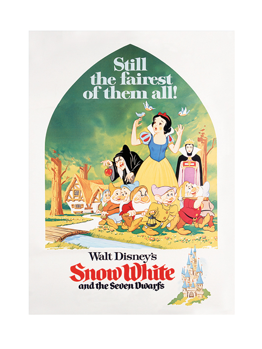 Snow White (Still The Fairest) Art Prints