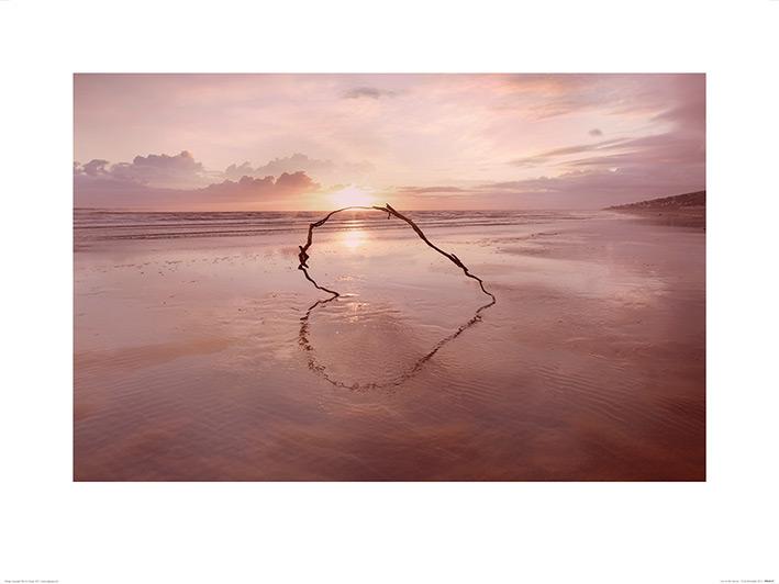 Ian Winstanley (Love on the Horizon) Art Print