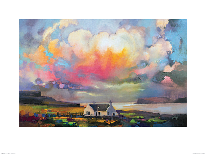 Scott Naismith (Duirinish Skye) Art Prints