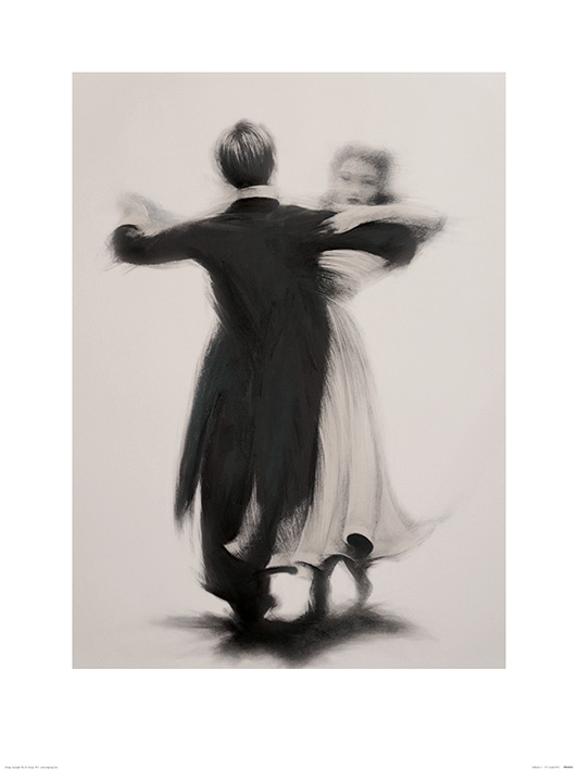 T. Good (Ballroom 2) Art Print
