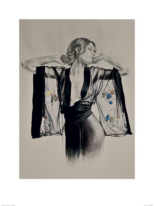 T. Good (Kimono) Art Prints