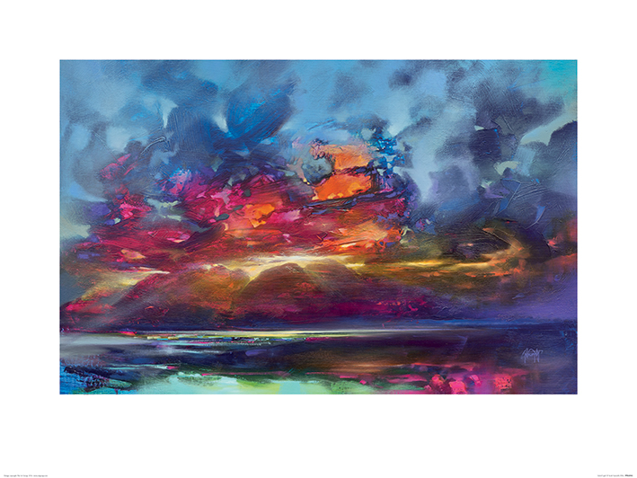 Scott Naismith (Island Light) Art Print