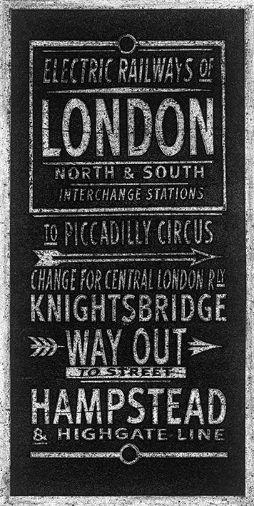Barry Goodman (Electric Railways of London) Art Prints