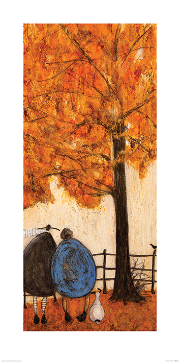 Sam Toft (Autumn) Art Print