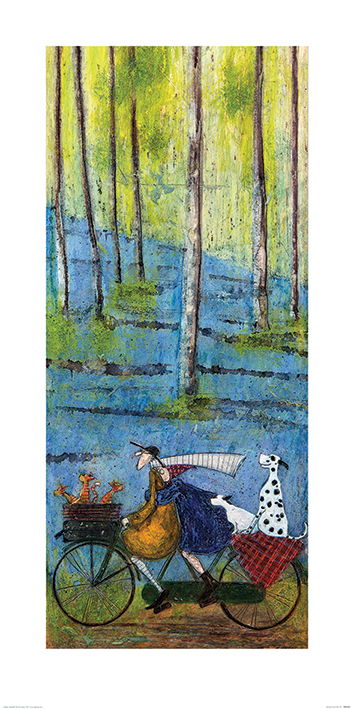 Sam Toft (Spring) Art Prints