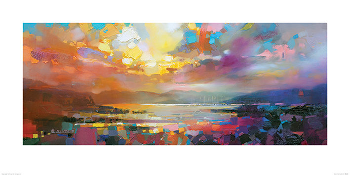 Scott Naismith (Marina) Art Print