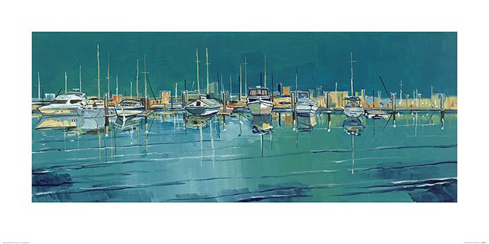 Stuart Roy (Summer Mornings) Art Print