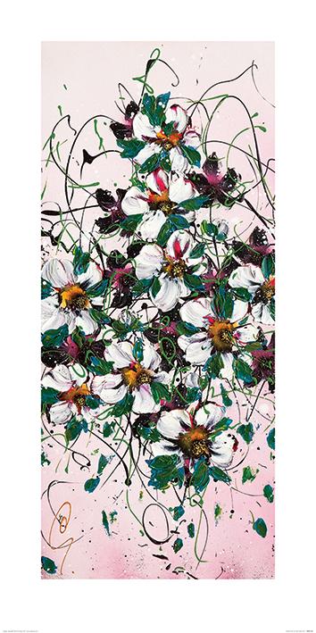 Clare Sykes (Tumble Tiara) Art Prints
