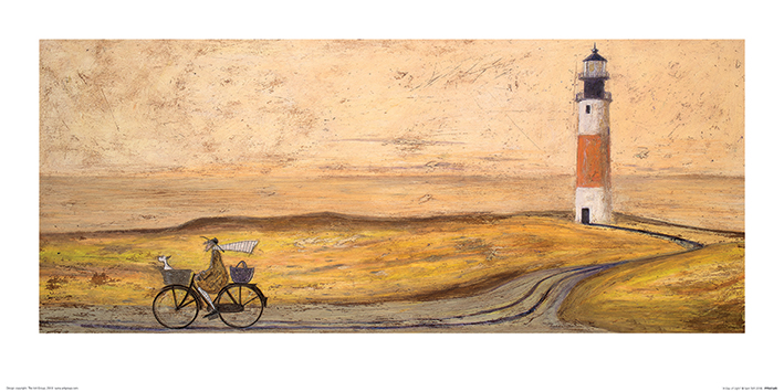Sam Toft (A Day of Light) Art Prints