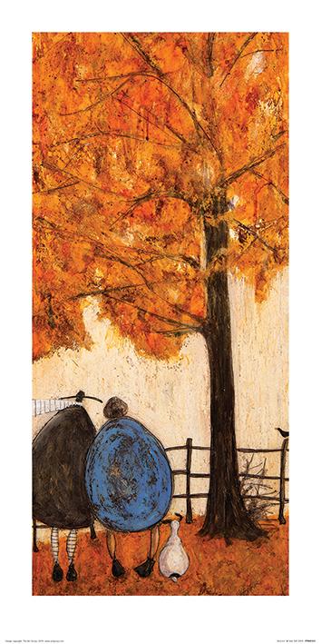 Sam Toft (Autumn) Art Prints