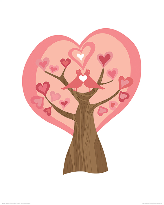 Valentina Ramos (Tree of Love) Art Prints