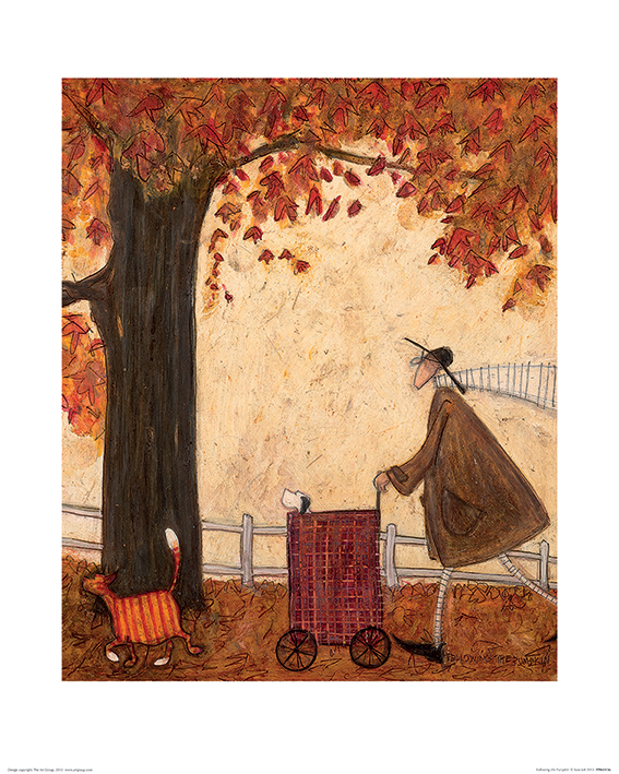 Sam Toft (Following the Pumpkin) Art Prints