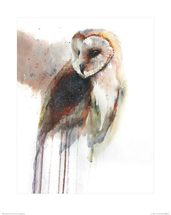 Sarah Stokes (Eric Sitting) Art Prints