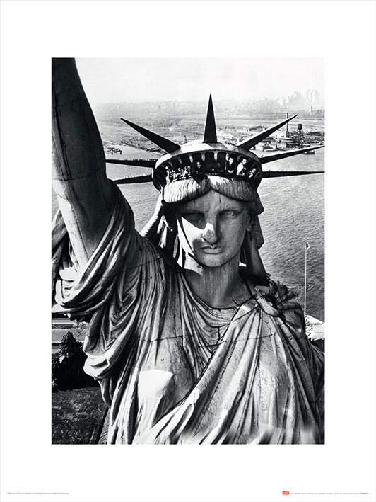 Time Life (Statue of Liberty) Art Print