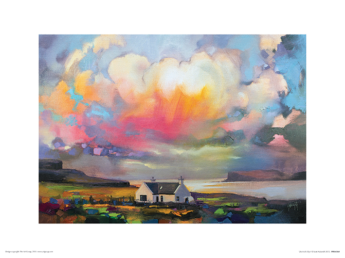 Scott Naismith (Duirinish Skye) Art Print