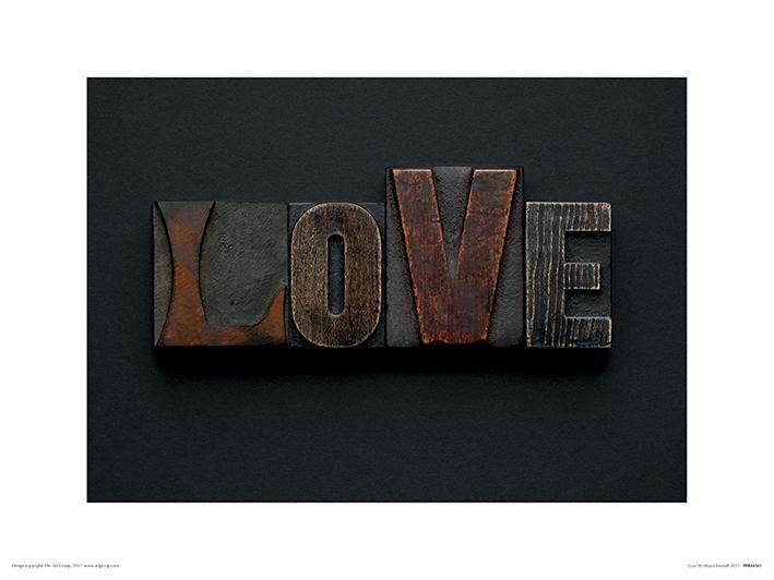 Alyson Fennell (Love) Art Prints