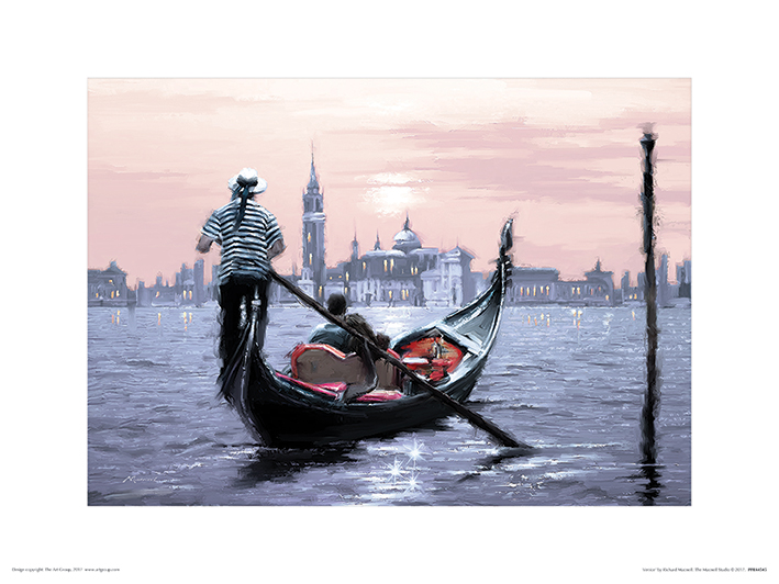 Richard Macneil (Venice) Art Prints