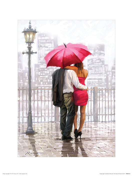 Richard Macneil (Bright Lights) Art Prints