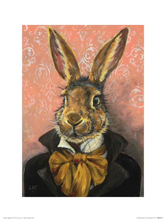 Louise Brown (Lord Bunnikins) Art Prints