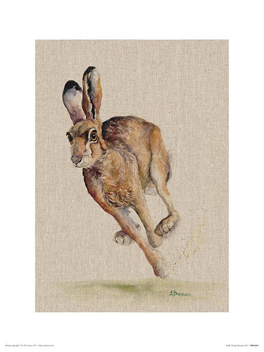 Jane Bannon (Holly) Art Print