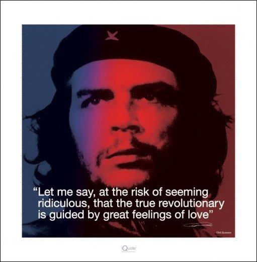 Che Guevara Quotes Love