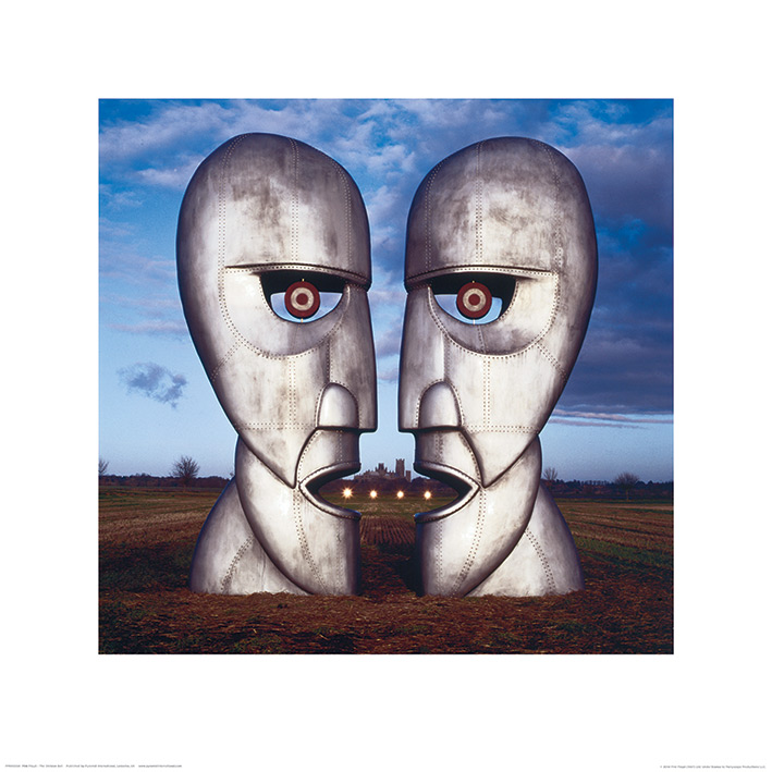 Pink Floyd (The Division Bell) Art Prints