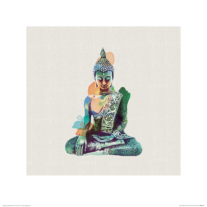 Summer Thornton (Jade Buddha) Art Prints