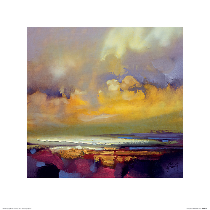Scott Naismith (Rising) Art Prints