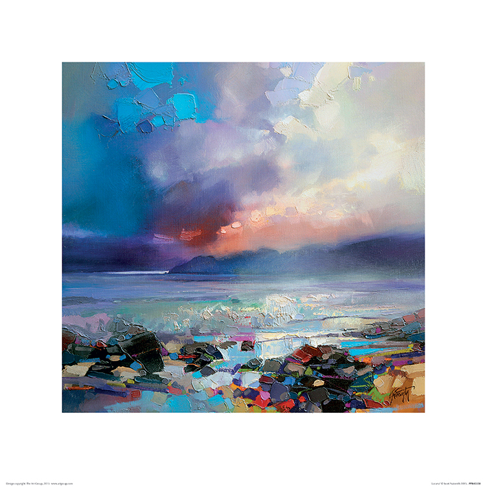 Scott Naismith (Lacuna) Art Print