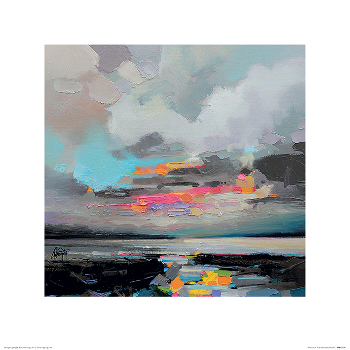 Scott Naismith (Refraction) Art Print