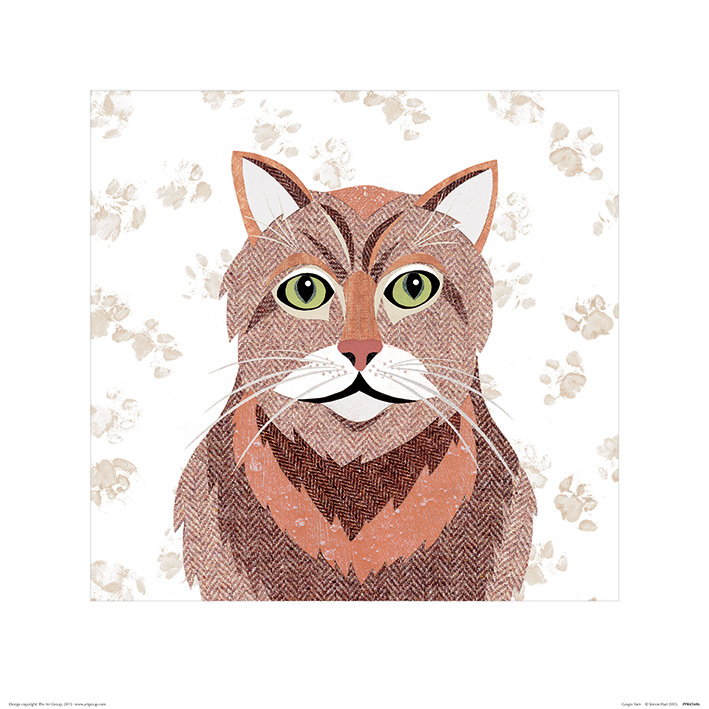Simon Hart (Ginger Tom) Art Prints