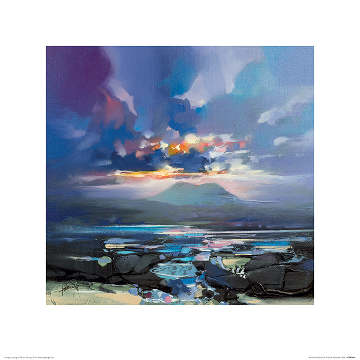 Scott Naismith (West Coast Blues III) Art Prints