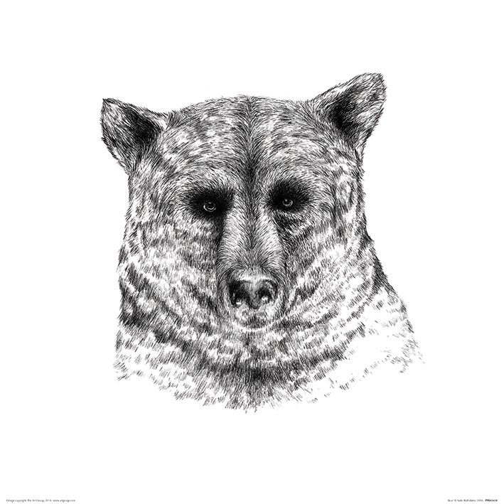 Sofie Rolfsdotter (Bear) Art Prints