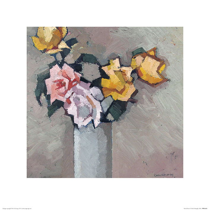 Paul Donaghy (Mixed Roses) Art Prints