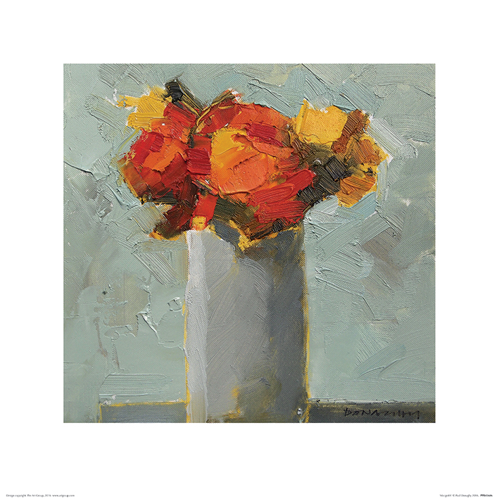 Paul Donaghy (Marigolds) Art Prints