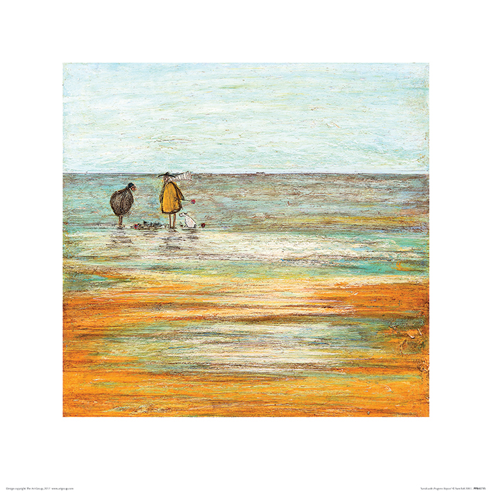 Sam Toft (Sandcastle Progress Report) Art Prints