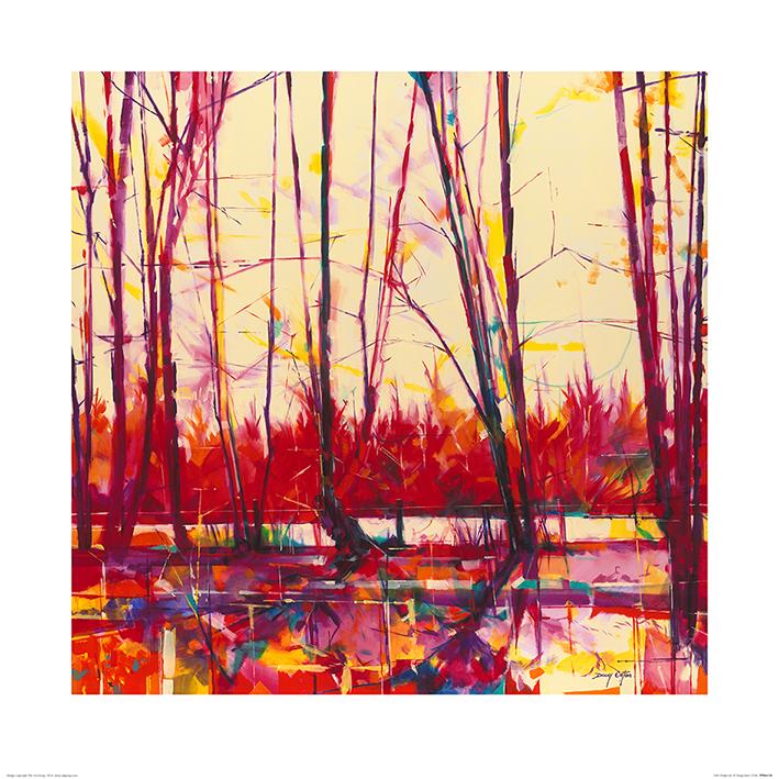 Doug Eaton (Old Hedgerow) Art Prints