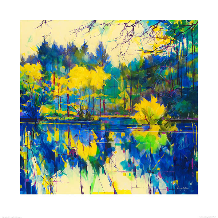 Doug Eaton (Calm Reflections) Art Prints