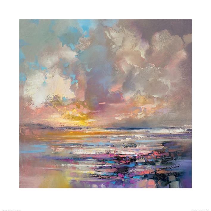 Scott Naismith (Radiant Energy) Art Prints