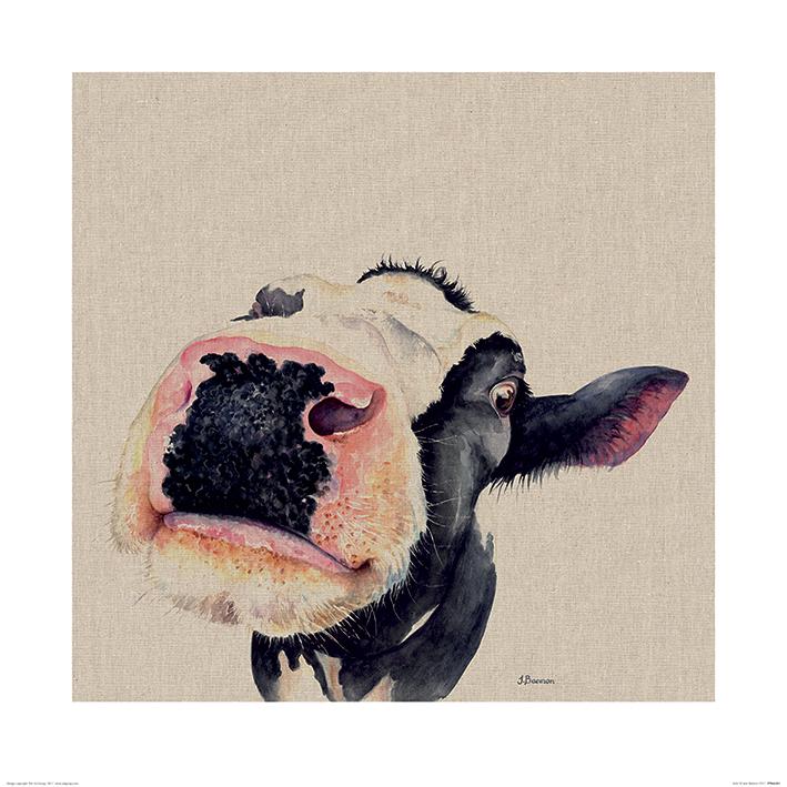 Jane Bannon (Judy) Art Print