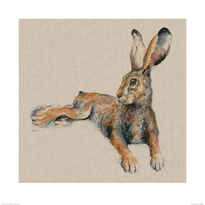 Jane Bannon (Sacha) Art Prints