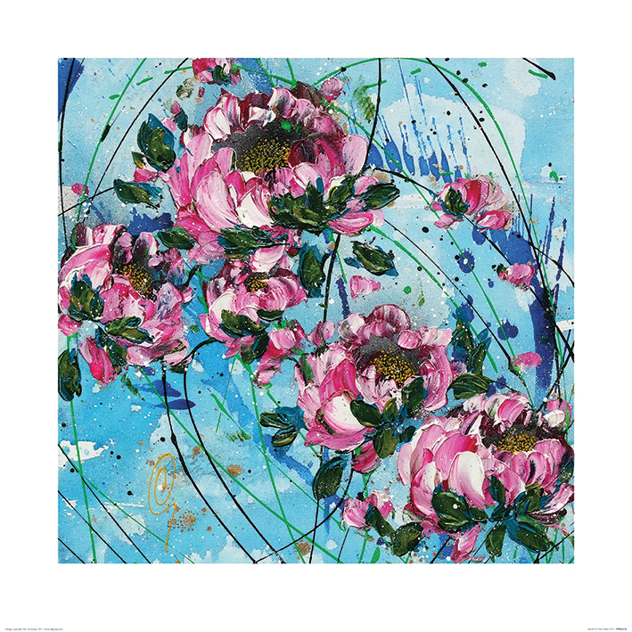 Clare Sykes (Skyfall) Art Prints