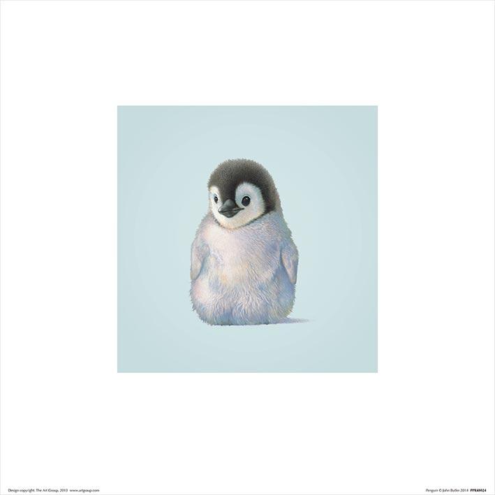 John Butler (Penguin) Art Prints
