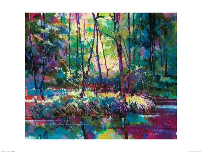 Doug Eaton (Brick Yard Pond) Art Prints