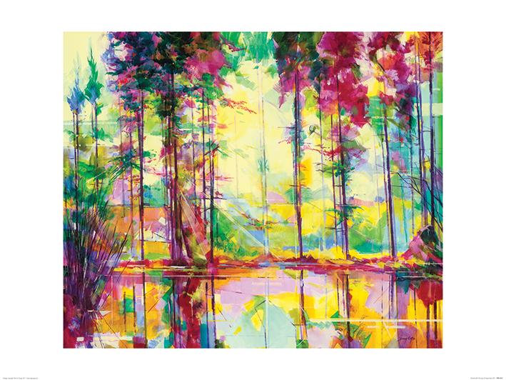 Doug Eaton (Meadowcliff Morning) Art Prints