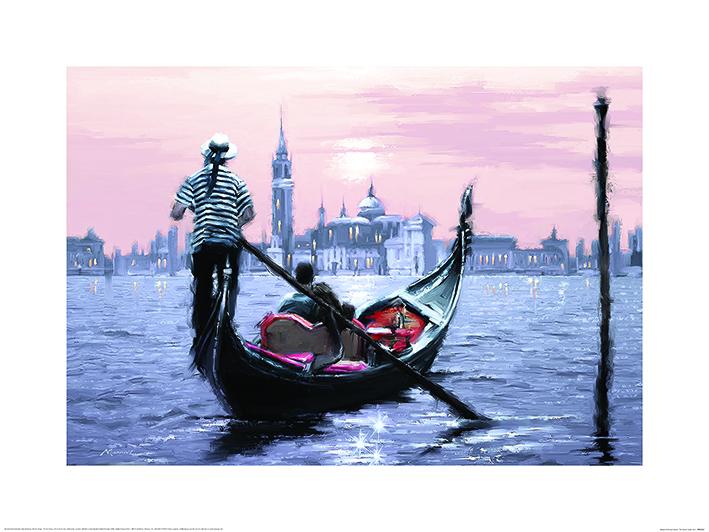 Richard Macneil (Venice) Art Prints