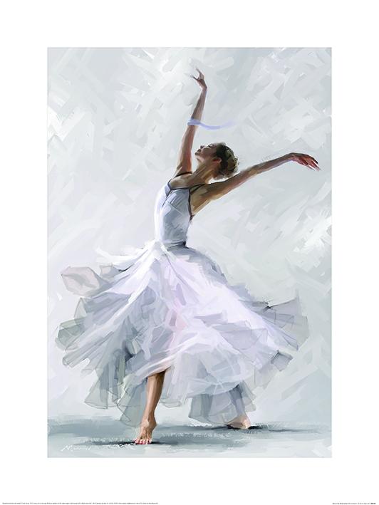 Richard Macneil (Dance of the Winter Solstice) Art Prints